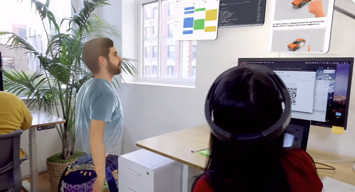 Workplace VR