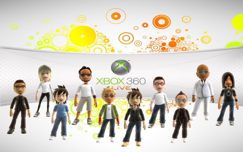 Xbx 360 avatars