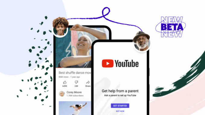 YouTube connected