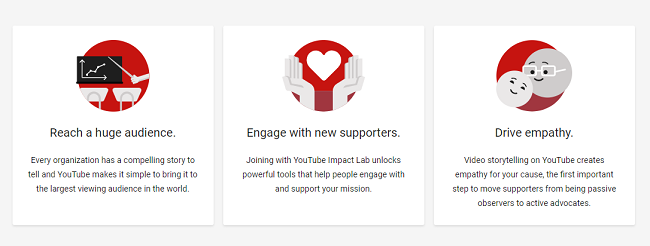 YouTube Impact Lab